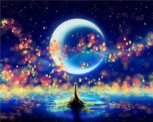 женщ и луна4