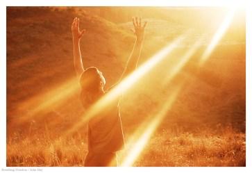 солнце и радость