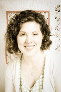 Mandy Leins of Mandalei Quilts