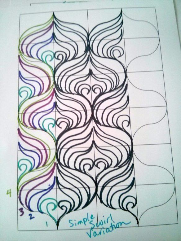 Swirl Variation 2