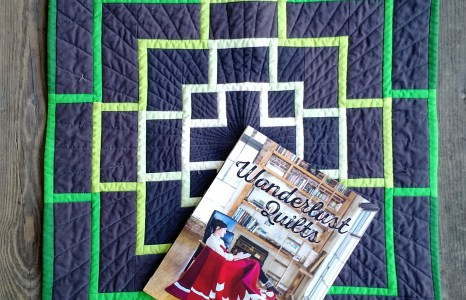 Wanderlust Quilts: An ending to the hop, but the beginning of a journey