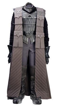Kling War Coat
