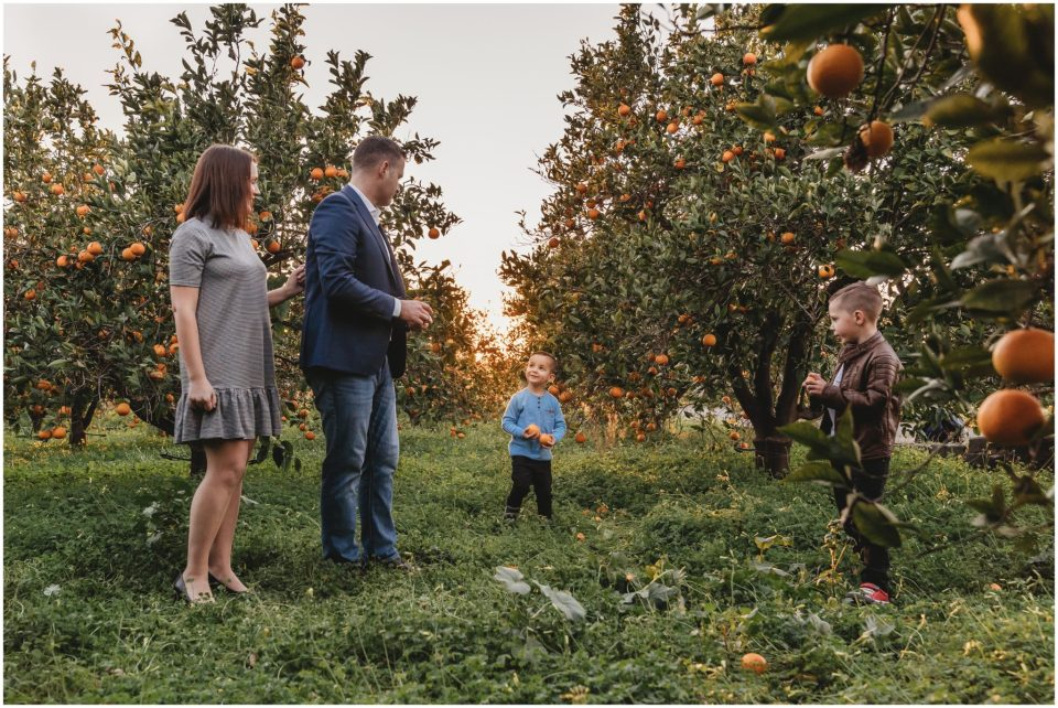 Young Family Orchard Session - Mandalyn Renee Photography-27.jpg