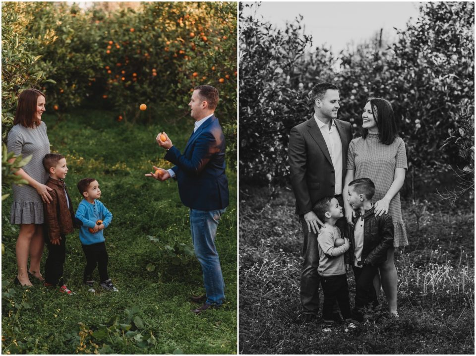 Young Family Orchard Session - Mandalyn Renee Photography-76.jpg