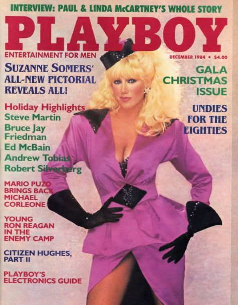Suzanne Somers Wants to Pose for Playboy for Her 75th Birthday   Rare