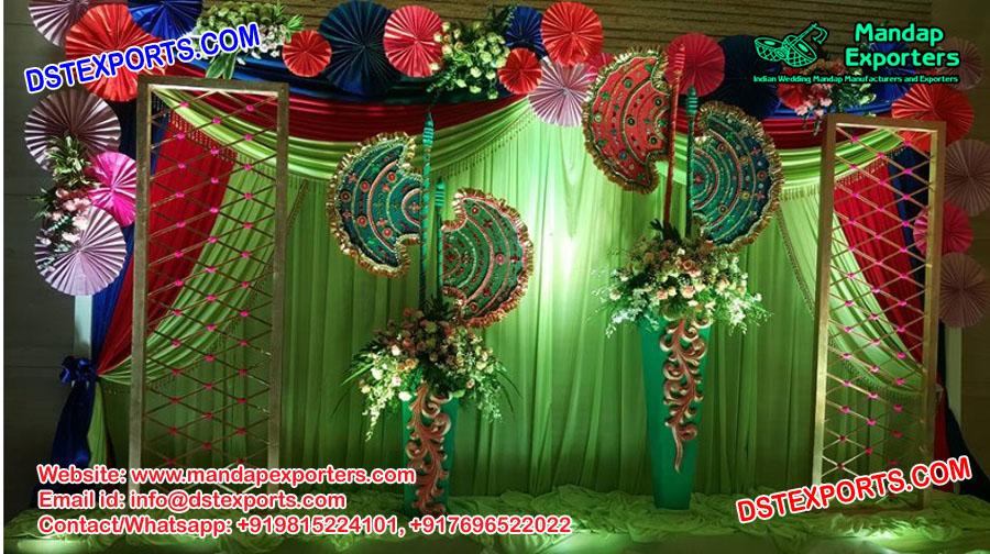 Punjabi Wedding House Decoration Ideas