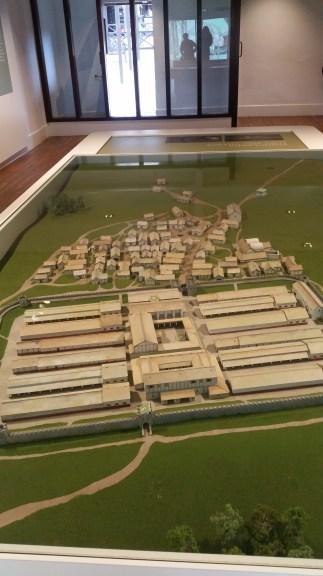 Model of Vindolanda