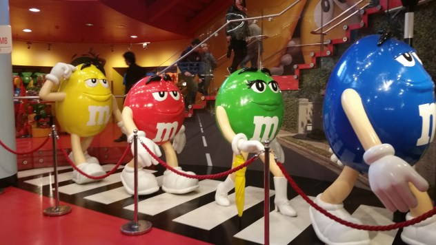 The M&Ms