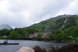 Loch Lomond hydro-station