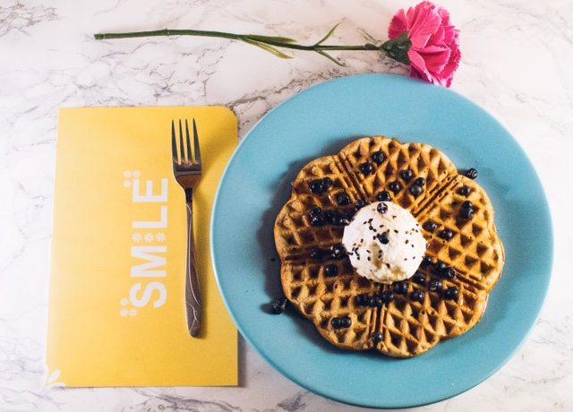 Waffles Integral