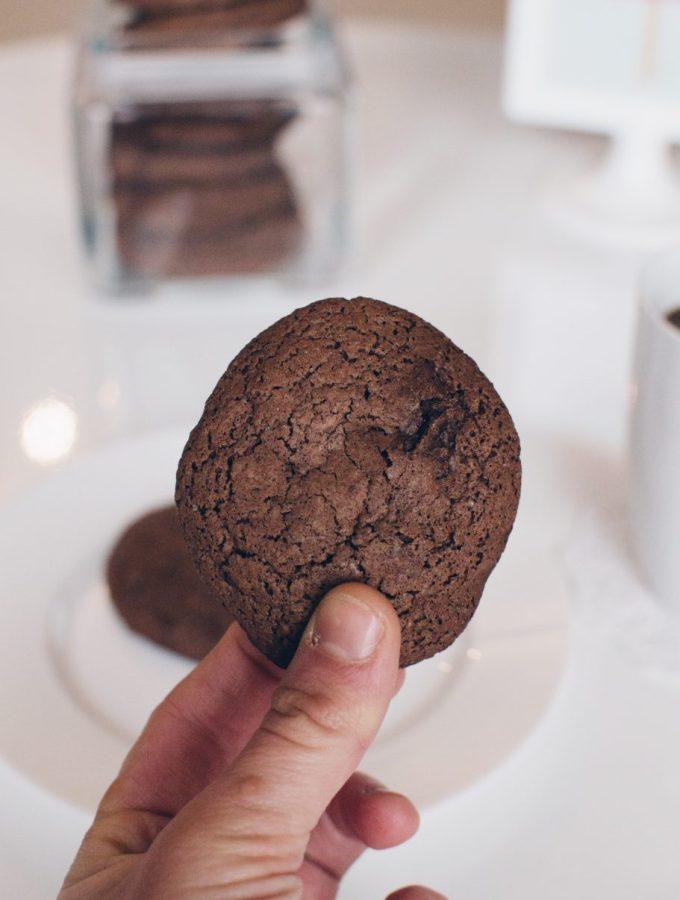 Brownie cookies – every chocolate lover dream cookie