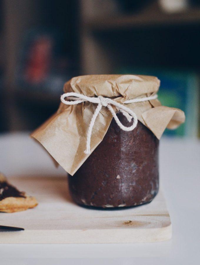 Cocoa hummus
