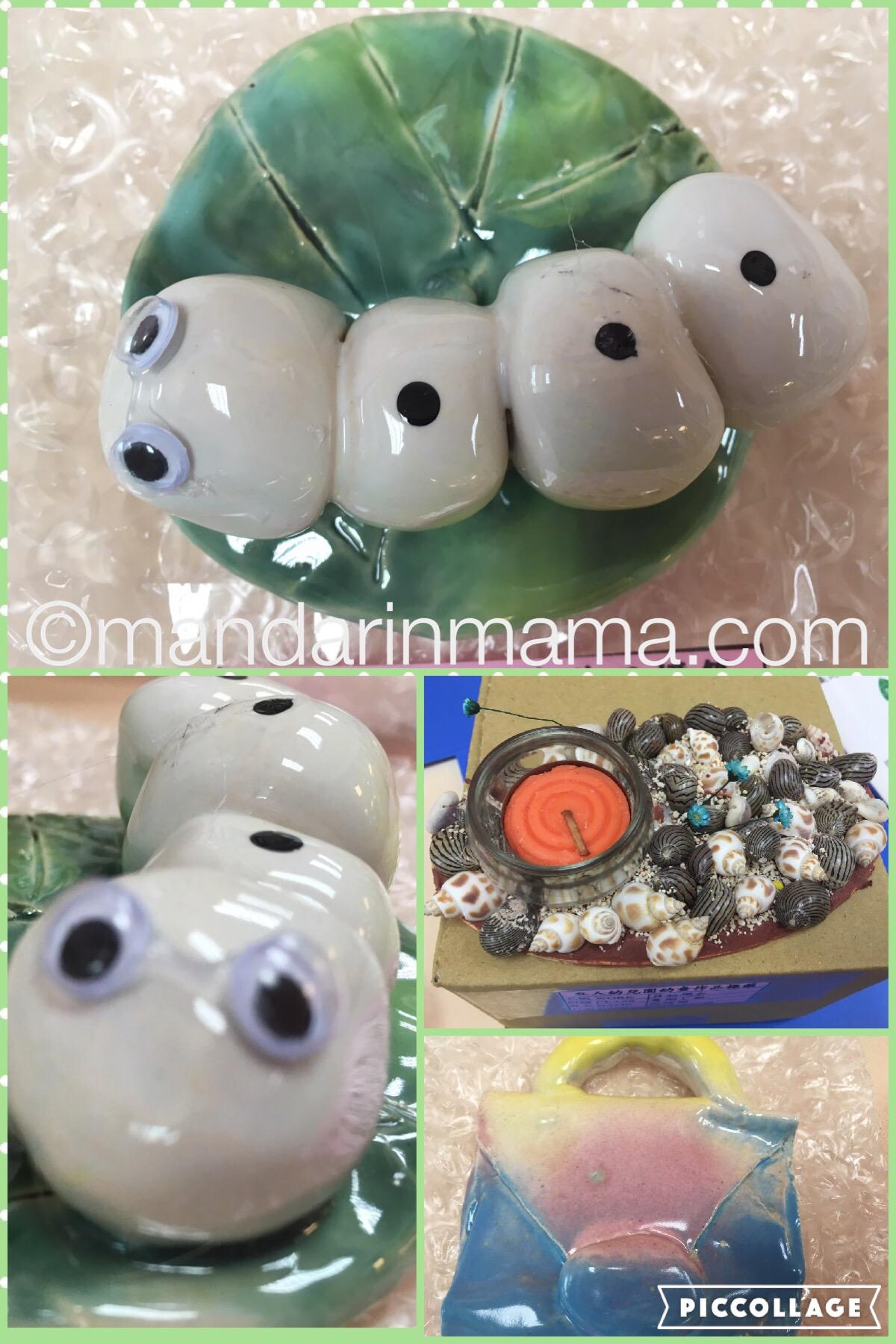 Glow Worm's creations