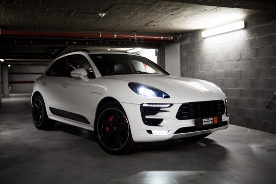 Porsche Macan Turbo - Stallion Motors