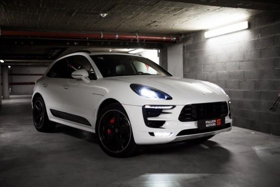 Porsche Macan Turbo - Stallion Motors