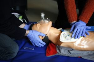 Resuscitation Courses - Cardiopulmonary Resuscitation Training Courses - Mandatory Compliance UK -