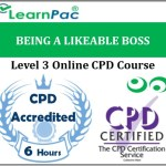 Being A Likeable Boss – Online Training & Certification