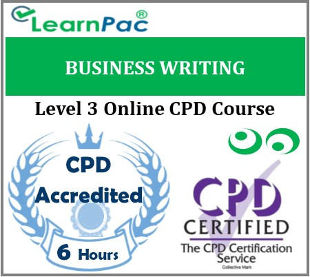 Business Writing – Online Training & Certification 1