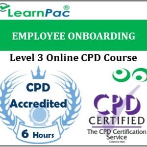 Employee Onboarding – Online Training & Certification