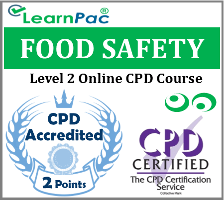 Food Safety Training | Level 2 Online CPD Accredited Training Course