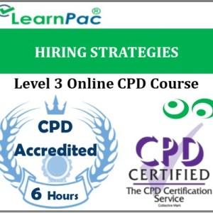 Hiring Strategies - Online Training & Certification