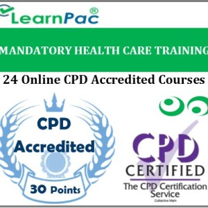 Mandatory Health Care Training - 24 CSTF Aligned Online CPD Accredited - MTG