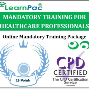 Mandatory Training for Healthcare Professionals - Meet CQC Requirements