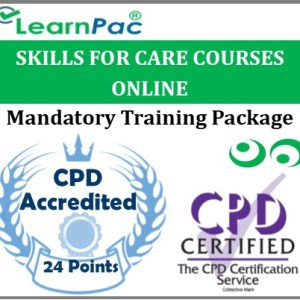 Skills for Care Mandatory Training Courses - Skills for Care Aligned E-Learning