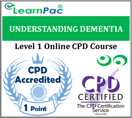 Understanding Dementia Training – Level 1 – Online CPD Accredited Training Course 1