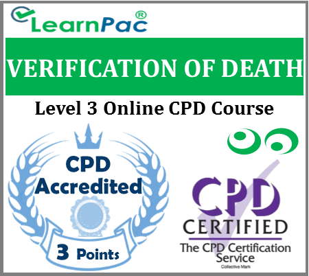 Verification of Death Training – Level 3 – Online CPD Training Accredited Course 1