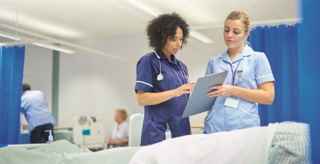 Assessment organisation finally found for nursing apprentices - The Mandatory Training Group UK -