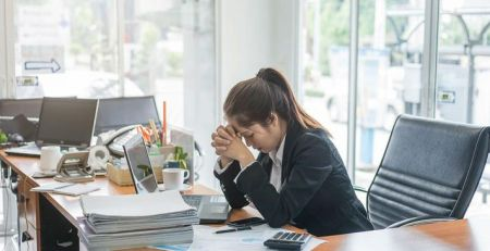 Women Are at Breaking Point Because of Workplace Stress - Wellbeing Survey from Cigna - The Mandatory Training Group UK -