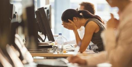 Workplace stress on the rise globally, new report finds - MTG UK