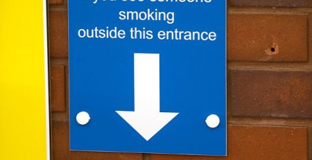 Almost one in three NHS hospitals still allow smoking on their premises - The Mandatory Training Group UK -