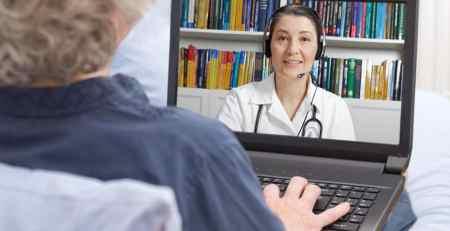 Doctors and nurses 'Skype' older patients to reduce hospital trips - MTG UK -