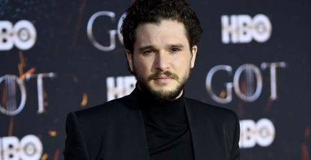 Game of Thrones star Kit Harington at wellness retreat for 'stress and alcohol use' - MTG UK -