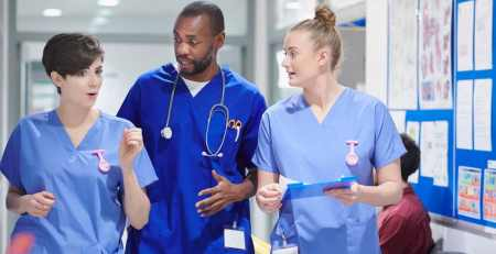 Nurses struggling to look after dying patients due of staff shortages, survey finds - The Mandatory Training Group UK -