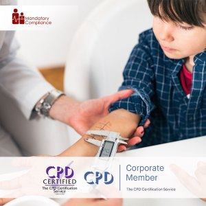 Anaphylaxis for Schools - Level 2 - Online Training Course - CPDUK Accredited - Mandatory Compliance UK -