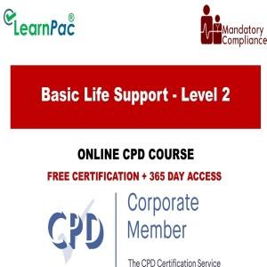 Basic Life Support - Level 2 - Mandatory Training Group UK -