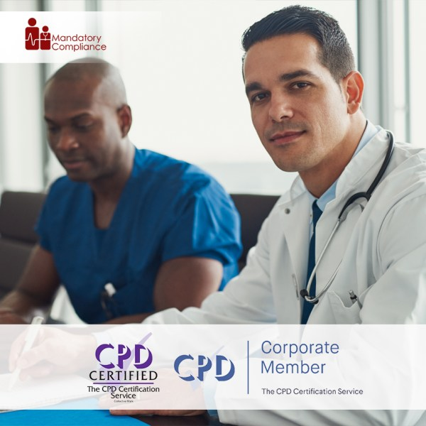 Care Certificate Standard 1 – Online Training Course – CPD Accredited – Mandatory Compliance UK –