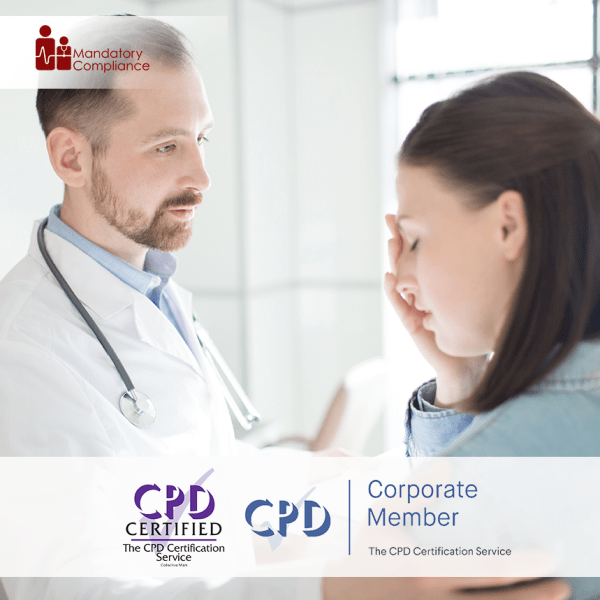 Care Certificate Standard 10 – Online Training Course – CPD Accredited – Mandatory Compliance UK –