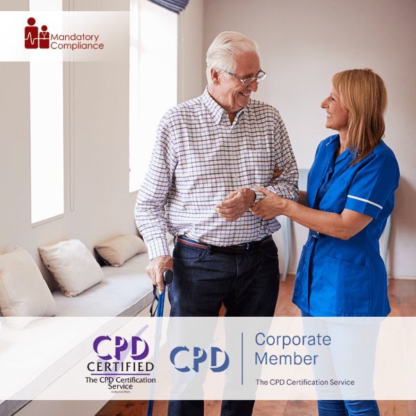 Care Certificate Standard 2 – Online Training Course – CPD Accredited – Mandatory Compliance UK –