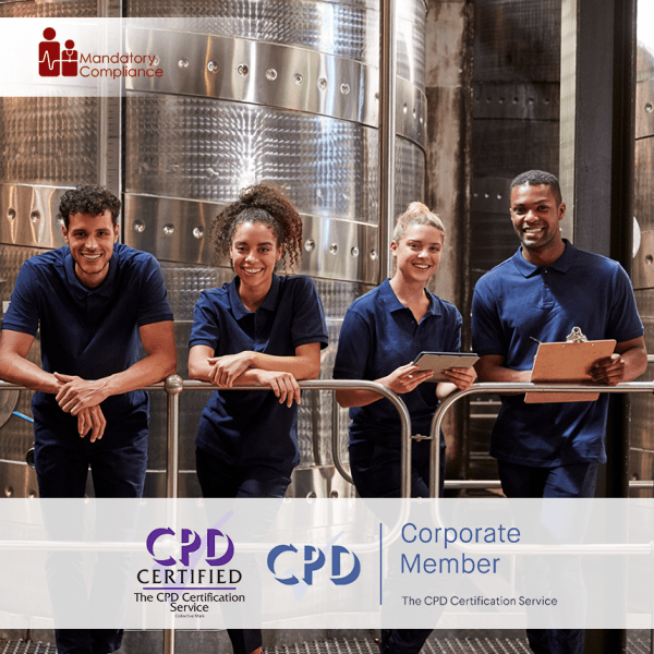 Care Certificate Standard 4 – Online Training Course – CPD Accredited – Mandatory Compliance UK –