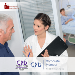 Care Certificate Standard 7 - Online Training Course - CPD Accredited - Mandatory Compliance UK -