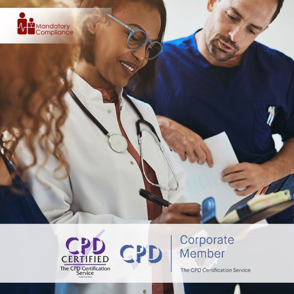 Clinical Governance – Level 3 – Online Training Course – CPDUK Accredited – Mandatory Compliance UK –