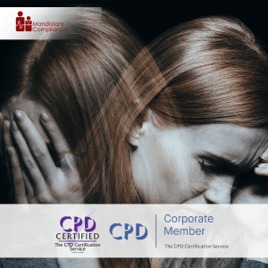 Dual Diagnosis - Online Training Course - CPD Accredited - Mandatory Compliance UK -