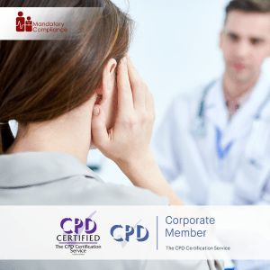 Epilepsy Awareness Training - Online Training Course - CPD Accredited - Mandatory Compliance UK -