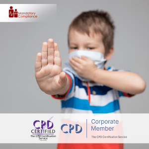 Infection Prevention in Health and Care - Online Training Course - CPD Accredited - Mandatory Compliance UK -