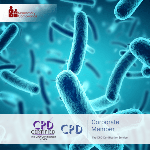 Legionella Awareness - Online Training Course - CPD Accredited - Mandatory Compliance UK -