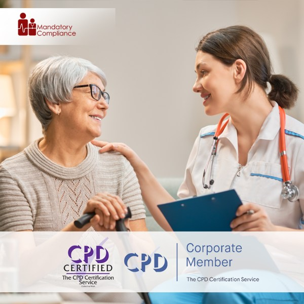 Professional Chaperone – Online Training Course – CPD Accredited – Mandatory Compliance UK –